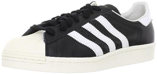 newest collection 4dbda d15ee Adidas Superstar 80S G61069 Zapatillas para Hombre, Negro, 8US, ...