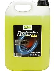radiador de líquido Org.Protectiv 50-35? Mantenimiento 5L coche amarillo