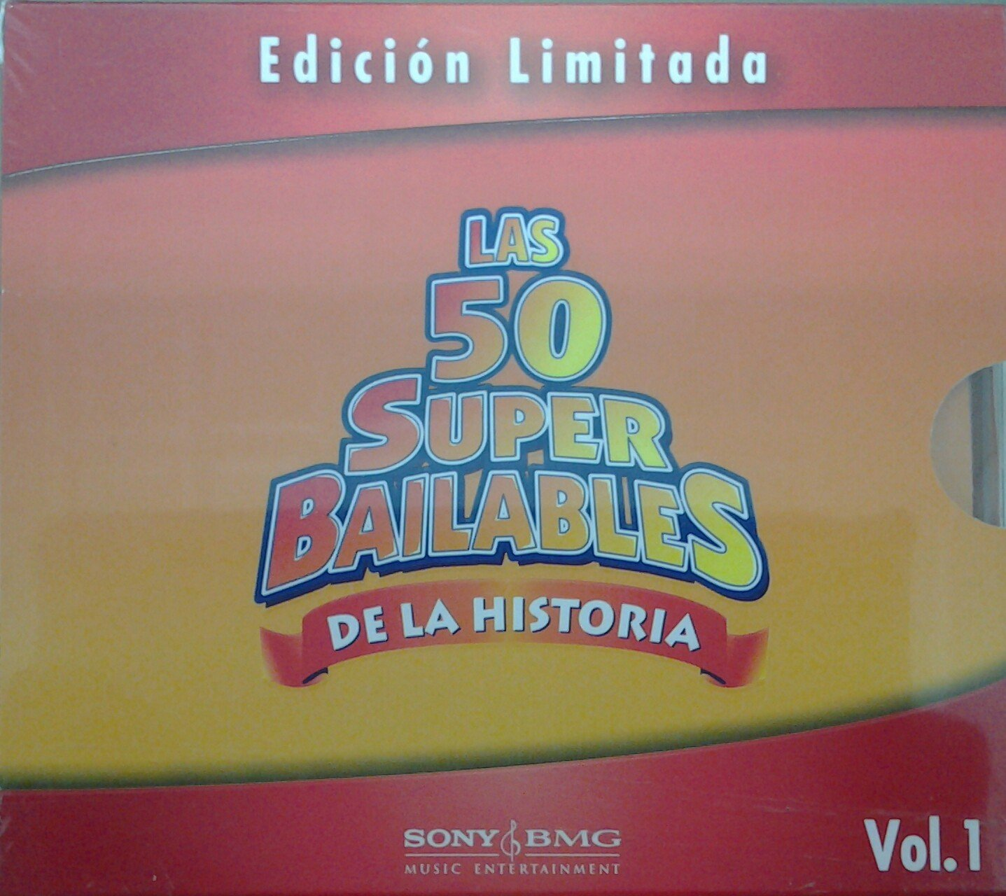 VARIOS - CD TROPICAL LAS 50 SUPER BAILABLES DE LA HISTORIA - Amazon.com Music