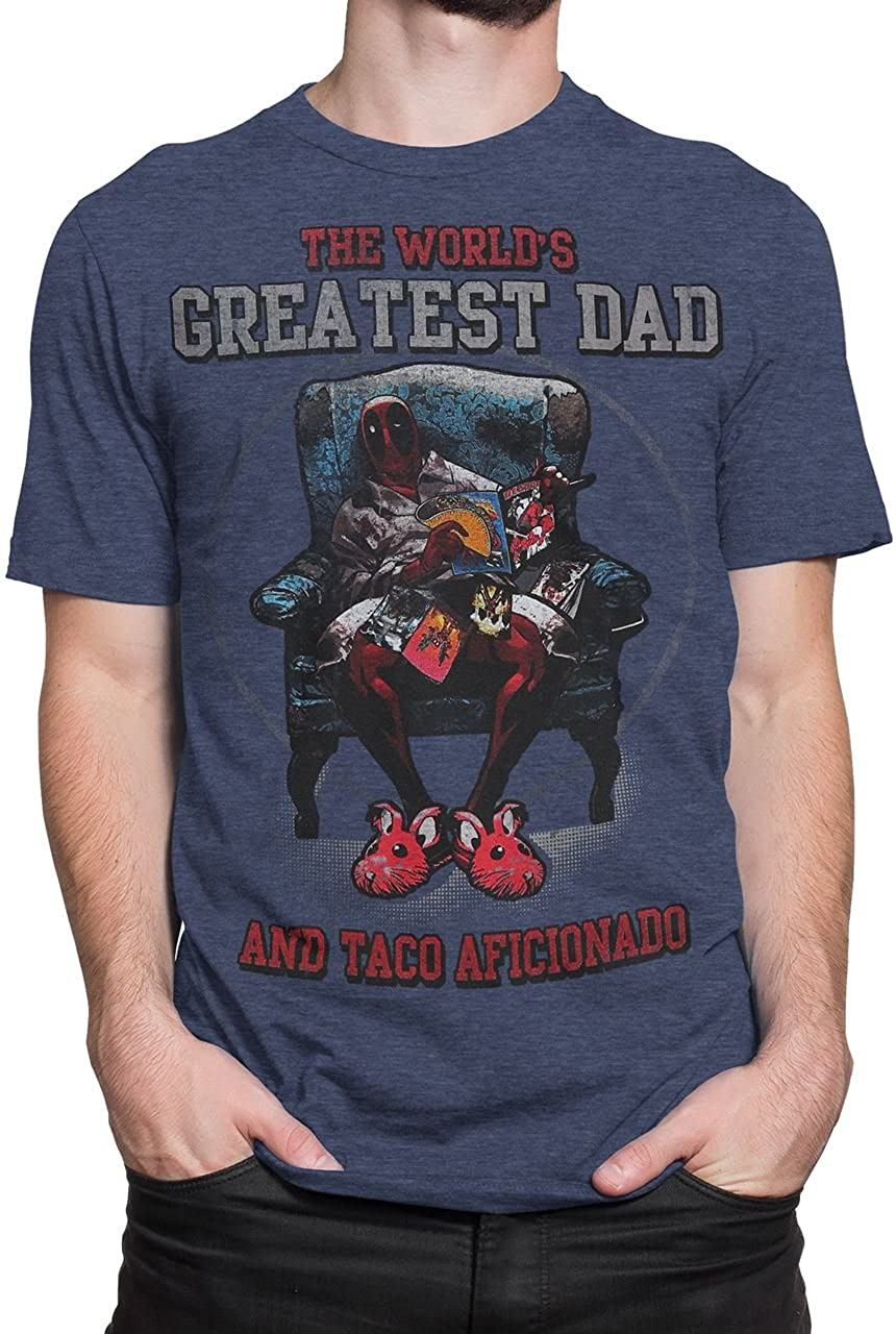 funny paternity Black Standard T-Shirt WHO/'S THE DADDY