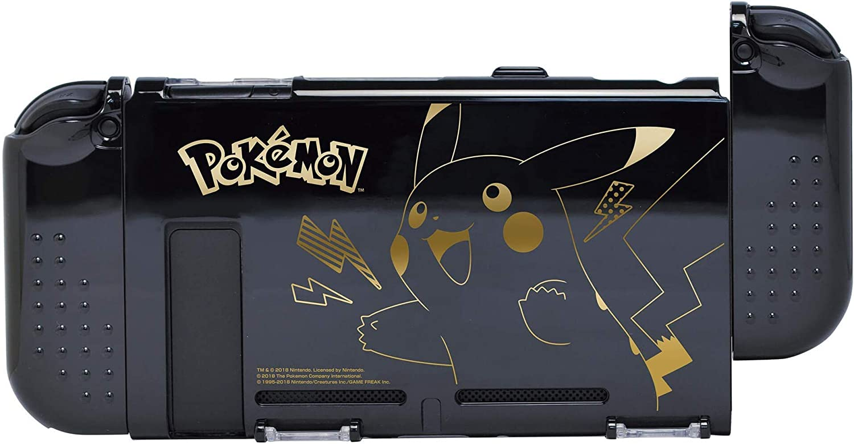 Amazon.com: HORI Nintendo Switch Pikachu Protector ...
