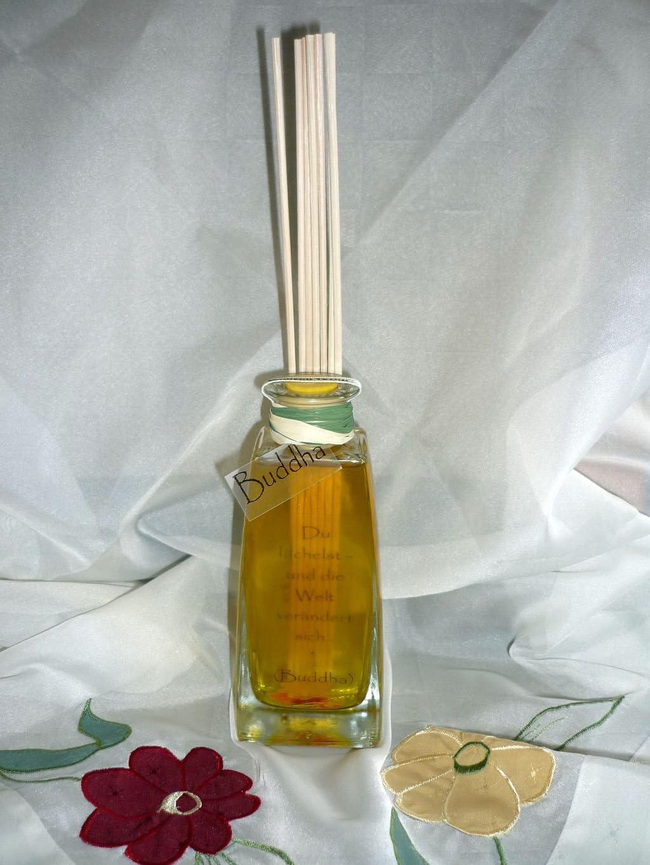 Ambientador para el diseño de Buda, aceite de fragancia de aroma de botella de ambientador de coche, Bio de aceite: Amazon.es: Hogar