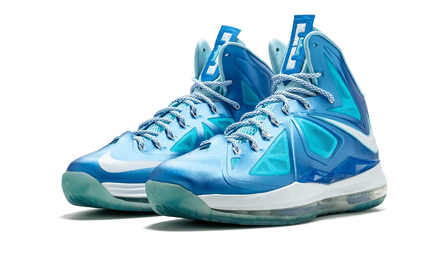 huge discount 3f725 9ee29 Nike Lebron 10  Blue Diamond (Without Sport Pack)  - 598360-400  Amazon.co.uk   Shoes   Bags
