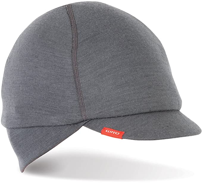 Amazon.com  Giro Merino Winter Cap Charcoal c1ecac4e866