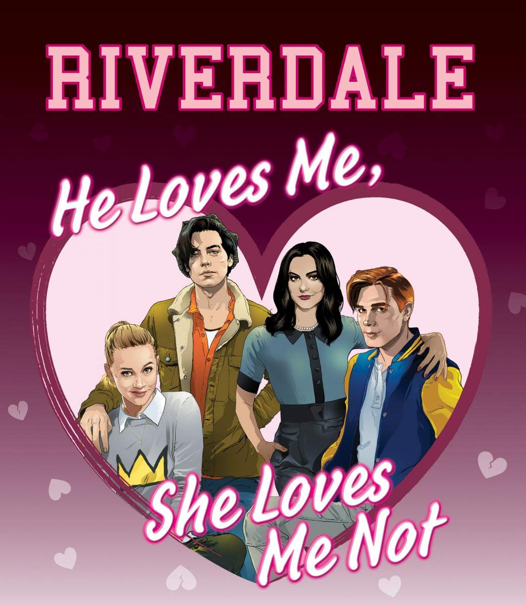 He Loves Me, She Loves Me Not (Riverdale): Amazon.es: Simon, Jenne: Libros en idiomas extranjeros