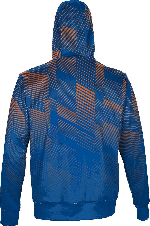 Bold ProSphere Virginia State University Mens Full Zip Hoodie