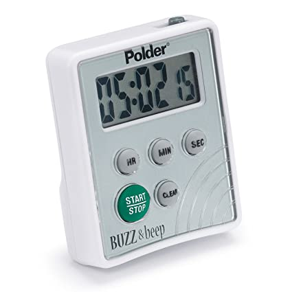 Polder Inc, Timer Digital Buzz Beep