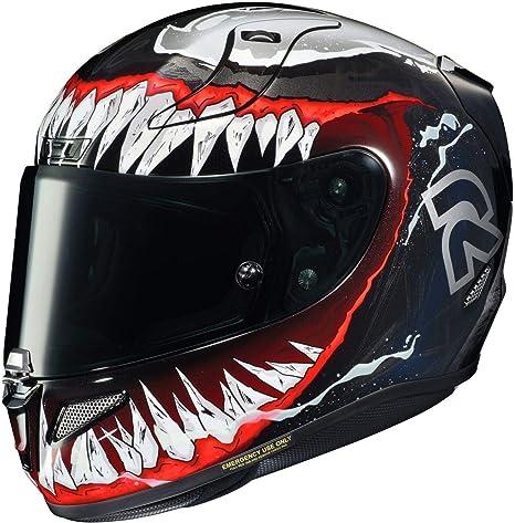 Amazon.com: HJC RPHA 11 Pro Venom 2 Casco de motocicleta ...