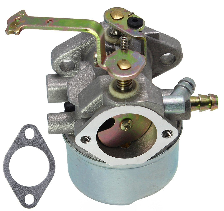 LotFancy Carburetor for Tecumseh 640260 640260A 640260B 632689 HM80 HM85 HM90 HM100 LH318XA LH358XA LH358EA Engines Lawnmower Snow Blower