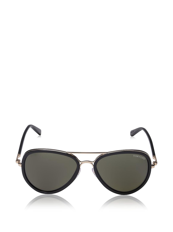 Amazon.com  Tom Ford Aviator Sunglasses TF341 Miles 28J Gold Black  Tom Ford   Shoes 1e83fe9547387