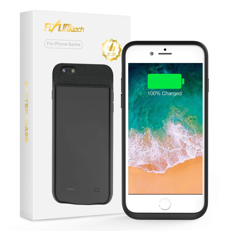 Coques d'alimentation LYLINKTECH Coque Batterie pour iPhone 6 Plus ...