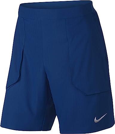 diagonal Relacionado imitar  Nike Men's Flex Ace Wimbledon Shorts: Amazon.co.uk: Clothing