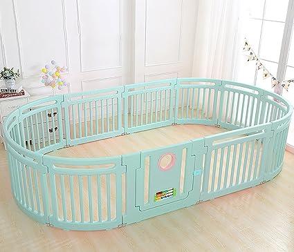 Amazon Com Child Safety Gates Baby Playpen 12 Plastic Panels