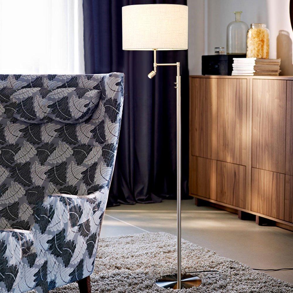 BODENLEUCHTE, Einfache und moderne Nordic Kreative Schmiedeeisen Stehleuchte Wohnzimmer Schlafzimmer Bett Stehleuchte (Farbe optional) Wirkungsgrad: A +++ ( farbe : B )