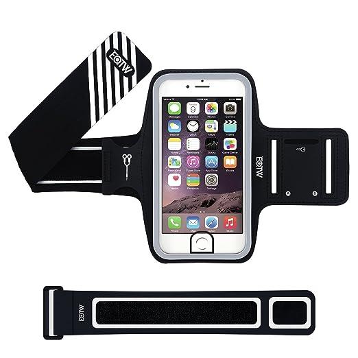 314 opinioni per EOTW Touch ID iPhone 7/6S/6 Fascia da Braccio Sportiva Permette il