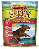 Zuke's Super Tasty Greens Blend Dog Treats - 6 oz