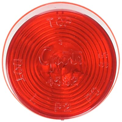 "Grote 45202 Red 2"" Clearance Marker Light: Automotive"