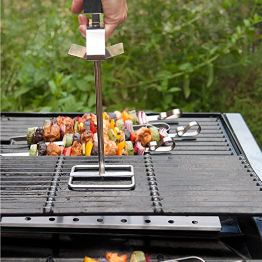 Amazon.com: Charcoal Companion CC1089 accesorio de barbacoa ...