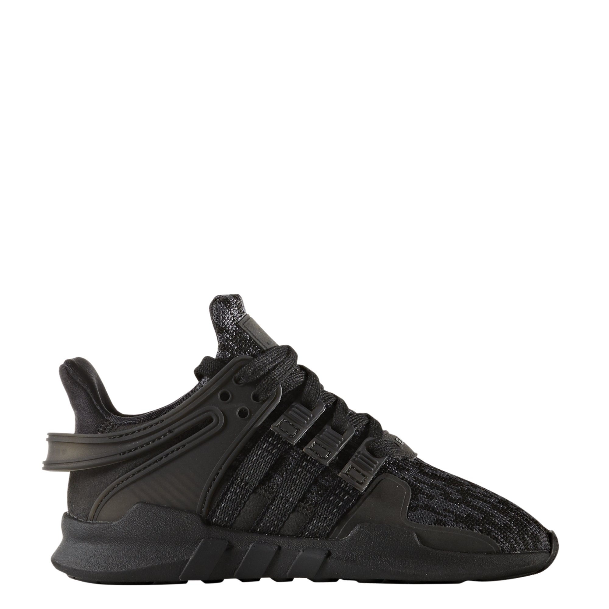 designer fashion e4fc3 51ea0 adidas Originals Boys' EQT Support ADV C Running Shoe, Black/Blk, 3 M US  Little Kid