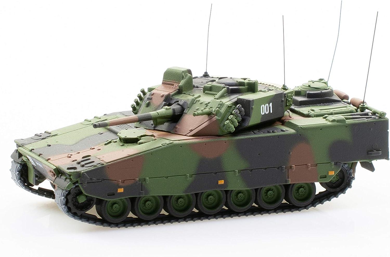 Arwci ACE 85005172 1//87 Kdo Spz 2000 CV9030 Mk.II H/ägglunds K-Nr 001 Die-Cast Collectors Models
