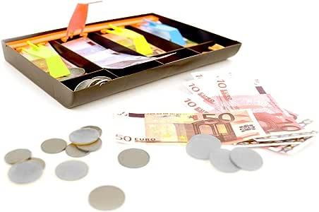 Takestop® Cajón dinero en efectivo finti altavoz caja con