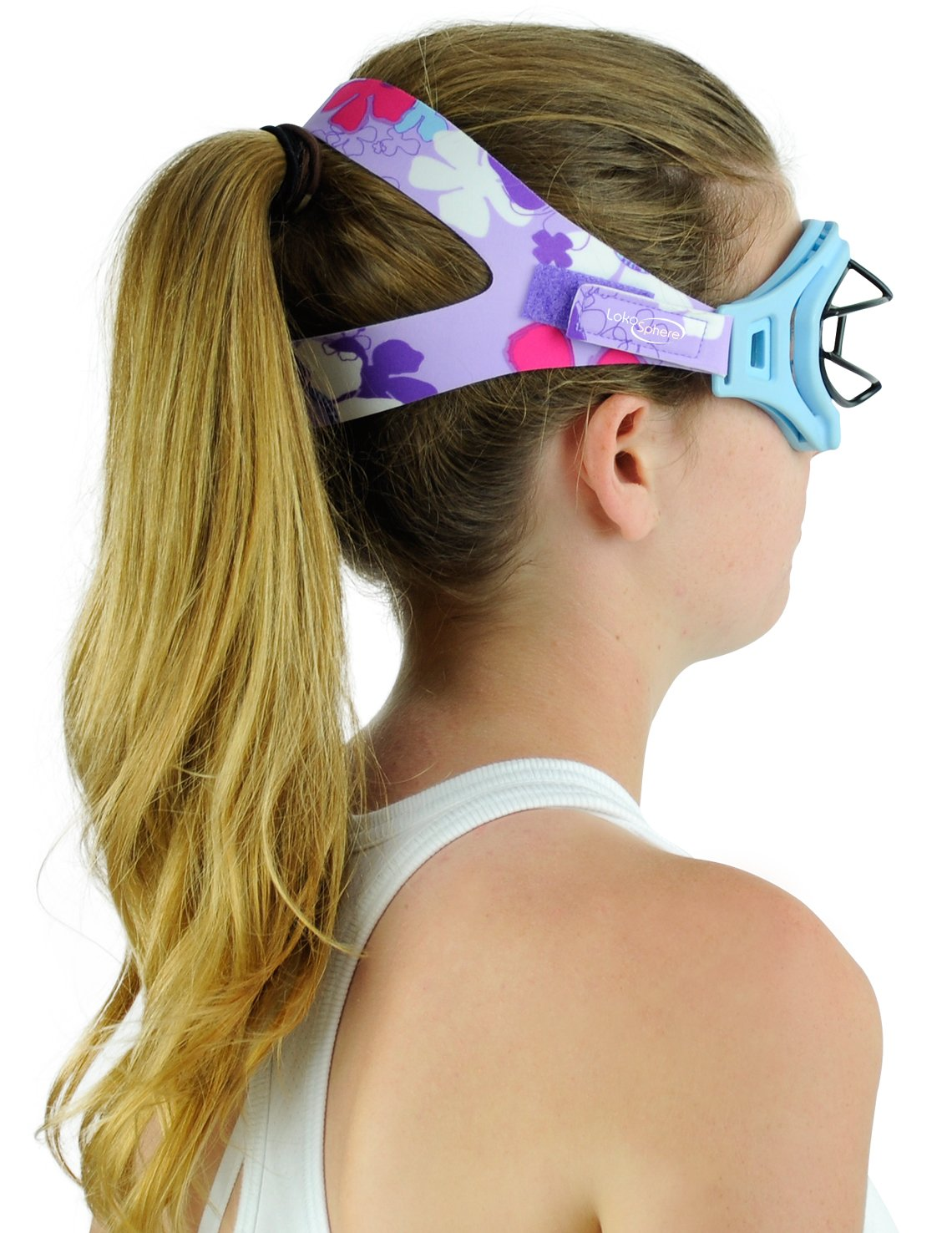 Amazon.com: LokoSphere - Correa para gafas de hockey sobre ...