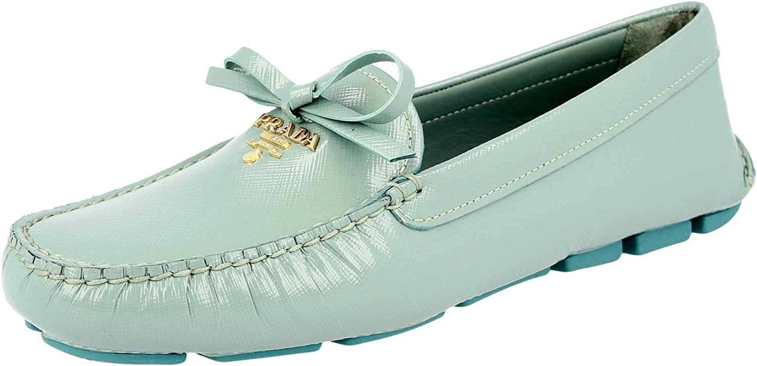 Saffiano Leather Loafers UK