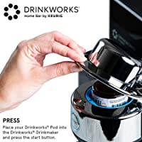 Drinkworks Home Bar Drinkmaker by Keurig 3