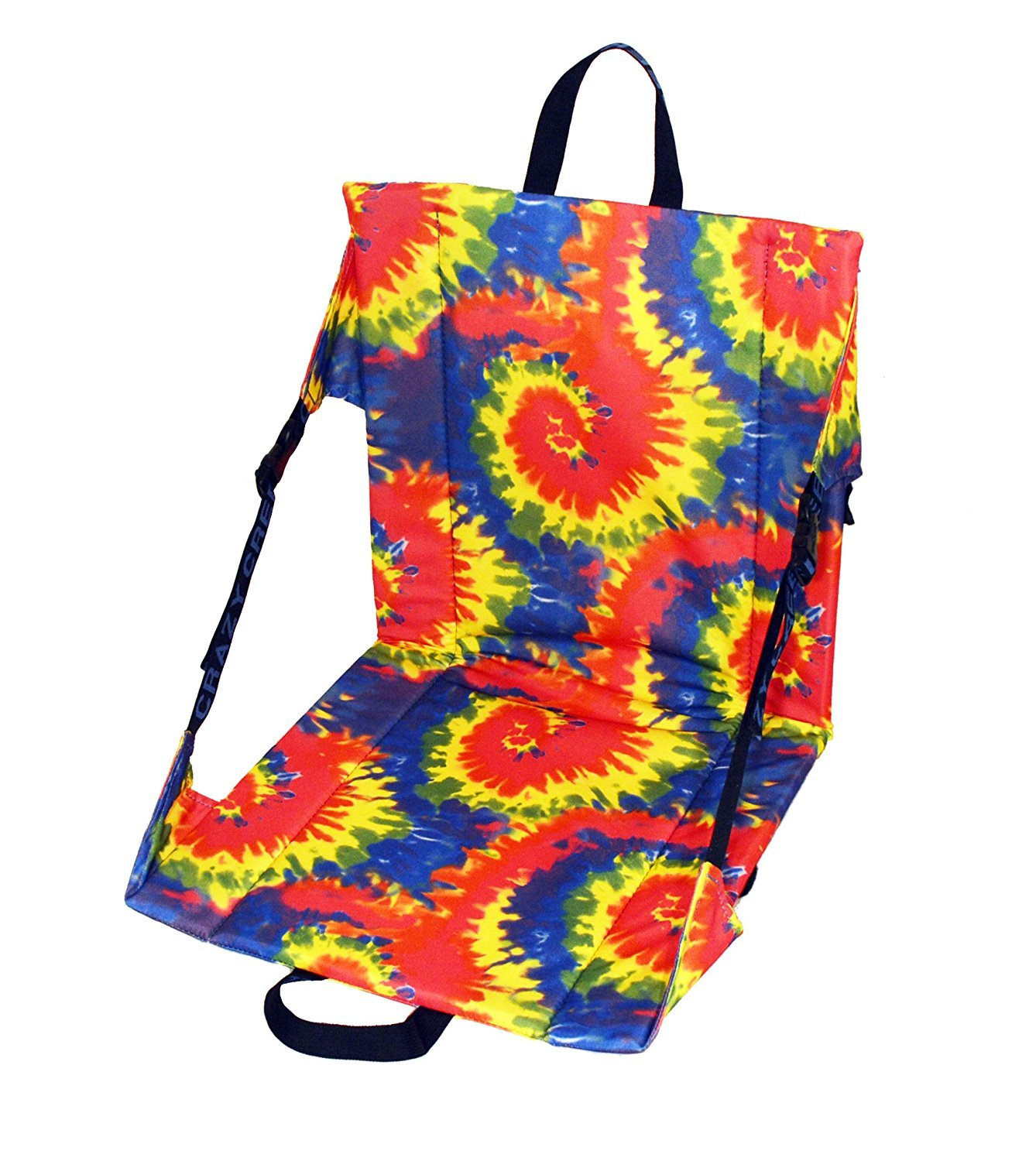 Crazy Creek Original Chair (Tie Dye) [並行輸入品] B0784H5DQS