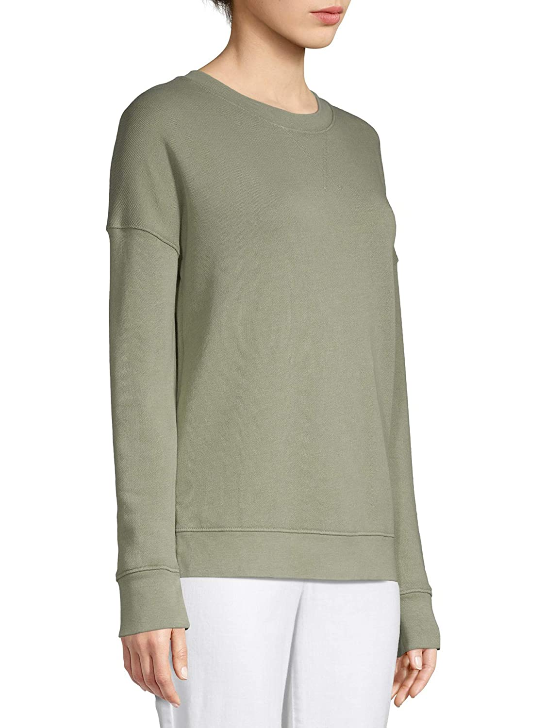 Time /& Tru Womens Long Sleeve Sweatshirt