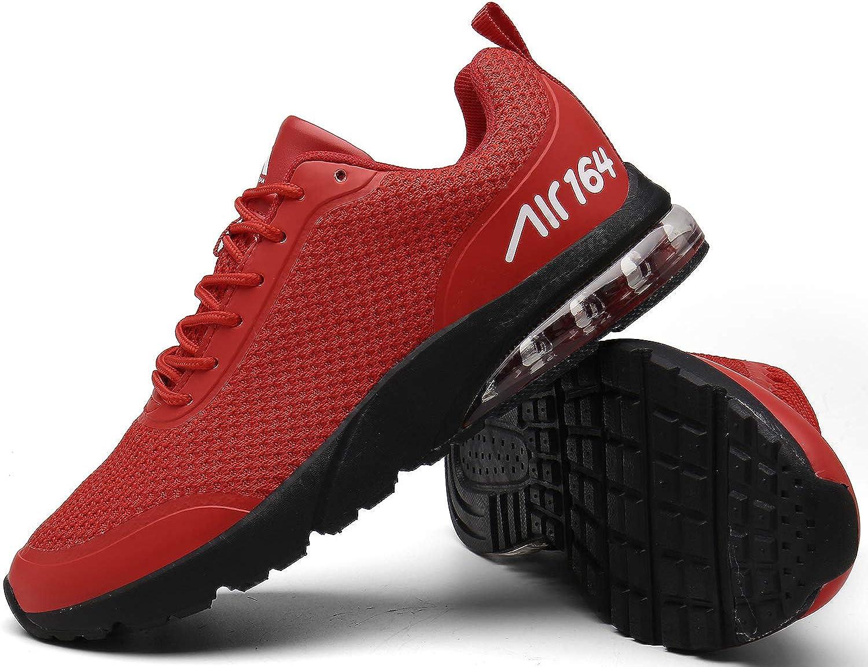 amortiguaci/ón transpirables Zapatillas de running para hombre y mujer Mishansha talla 36-46 antideslizantes ligeras