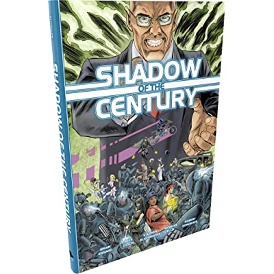 Evil Hat Productions Shadow of The Century: Toys & Games