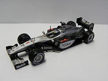 Hot Wheels Mc Laren Mp4 Mika Hakkinen F1 Racing Car 143 Scale