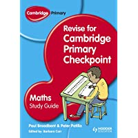 Cambridge Primary Revise for Primary Checkpoint Mathematics Study Guide