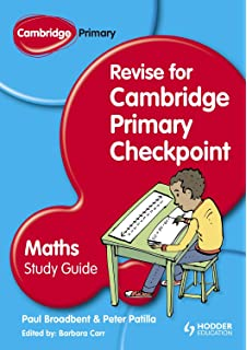 cambridge primary revise for primary checkpoint english study gu