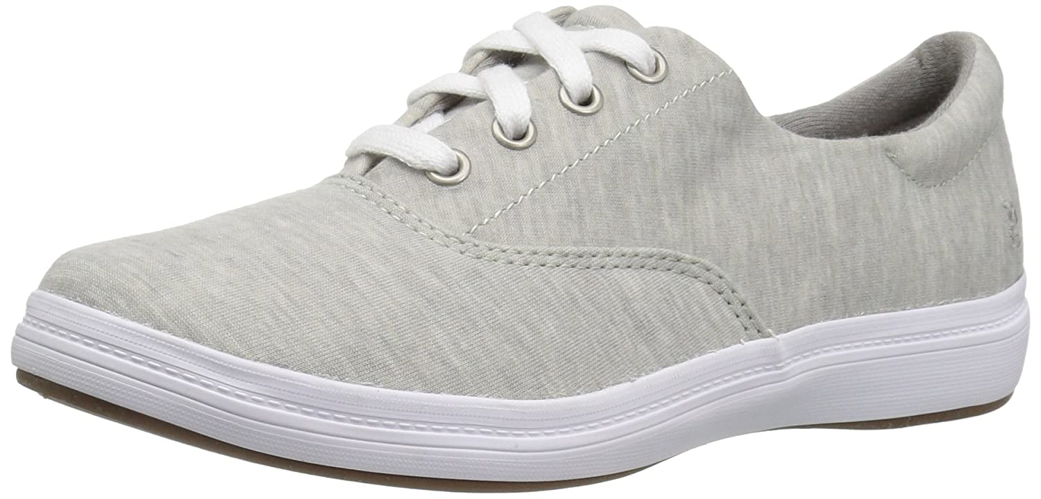 Grasshoppers Women's Janey Ii Fashion Sneaker B01LYFQ74A 10 W US|Light Grey