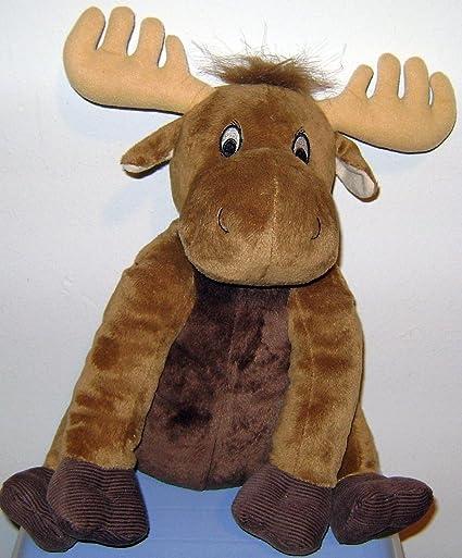 Amazon Com Kohls Cares Plush Moose Toys Games