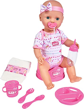 Baby Born Bath /& Vasino Bambola