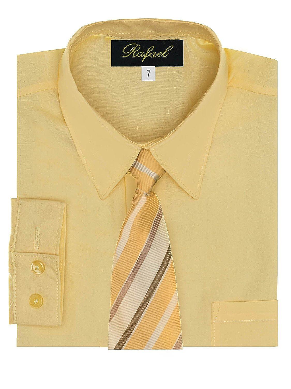 Amazon Rafael Boys Dress Shirt Tie Many Colors Available
