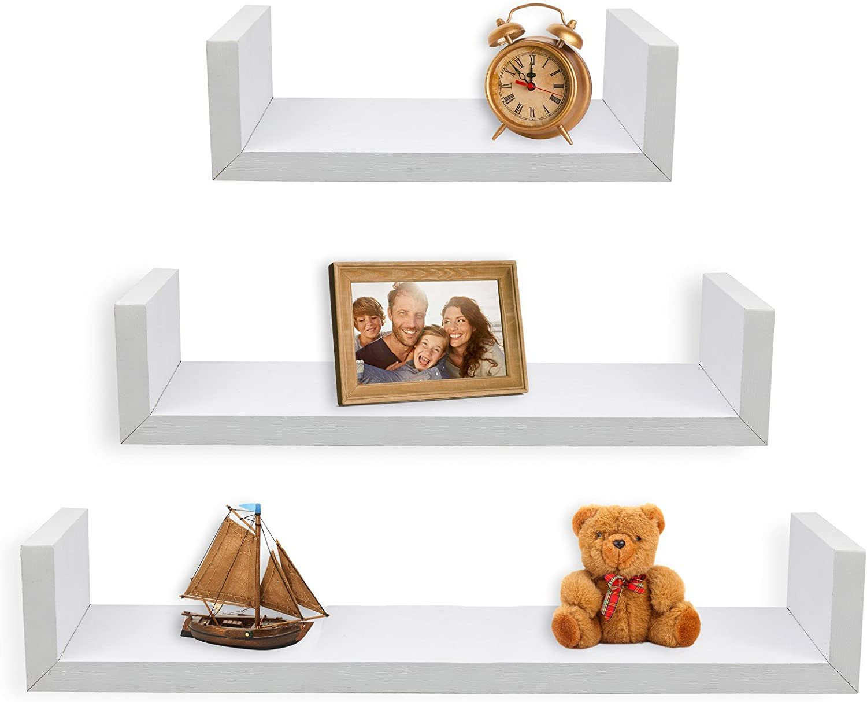 shelves wall mounted wall
