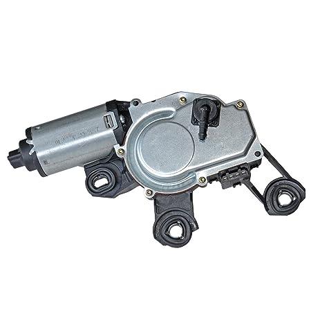 Motor de limpiaparabrisas trasero 4F9955711B W000003603R: Amazon.es: Coche y moto