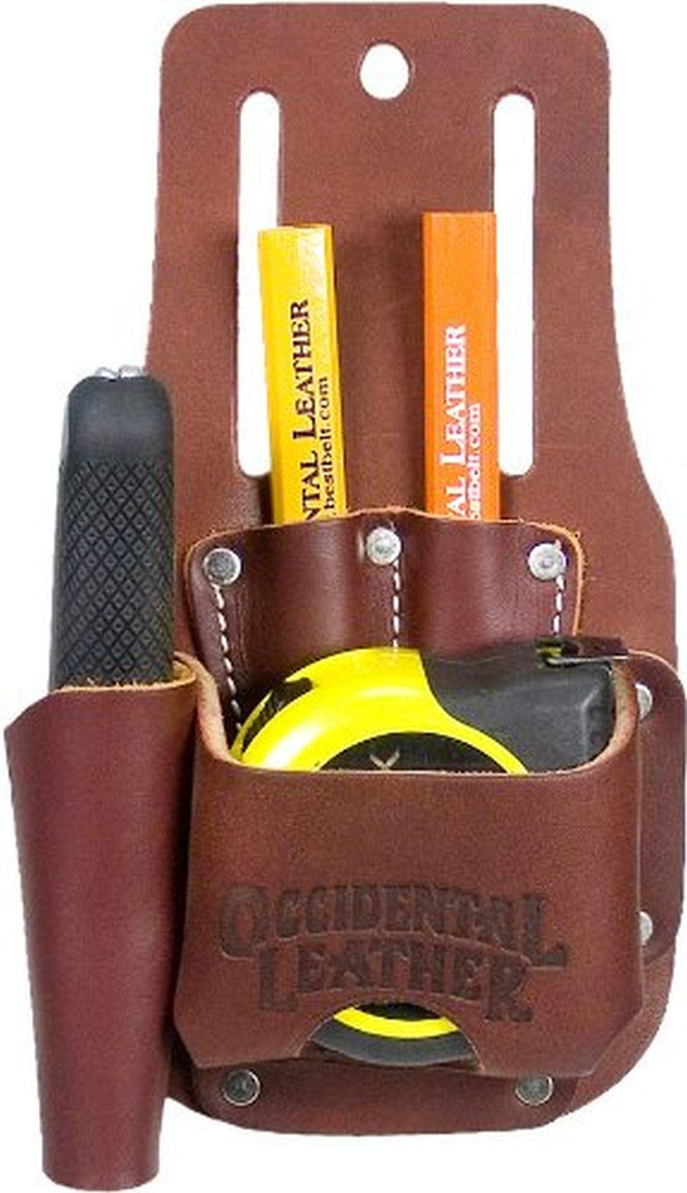 Occidental Leather 5047 Tape & Knife Holder by Occidental Leather