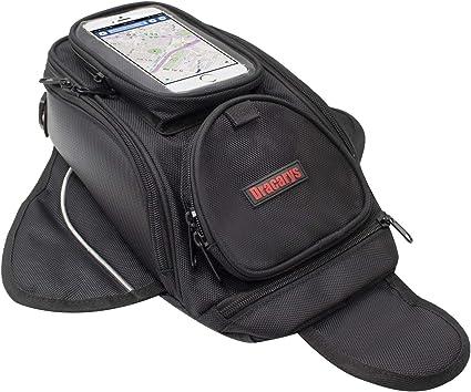 Bolsa de Tanque de Motocicleta - Oxford Saddle Negro Bolsas para ...