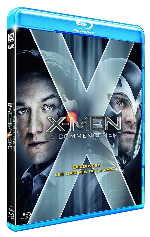 X-Men : Le commencement [Francia] [Blu-ray]