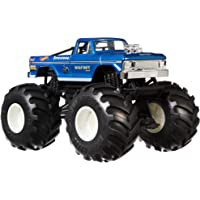 Hot Wheels Monster Trucks Bigfoot, coche de juguete