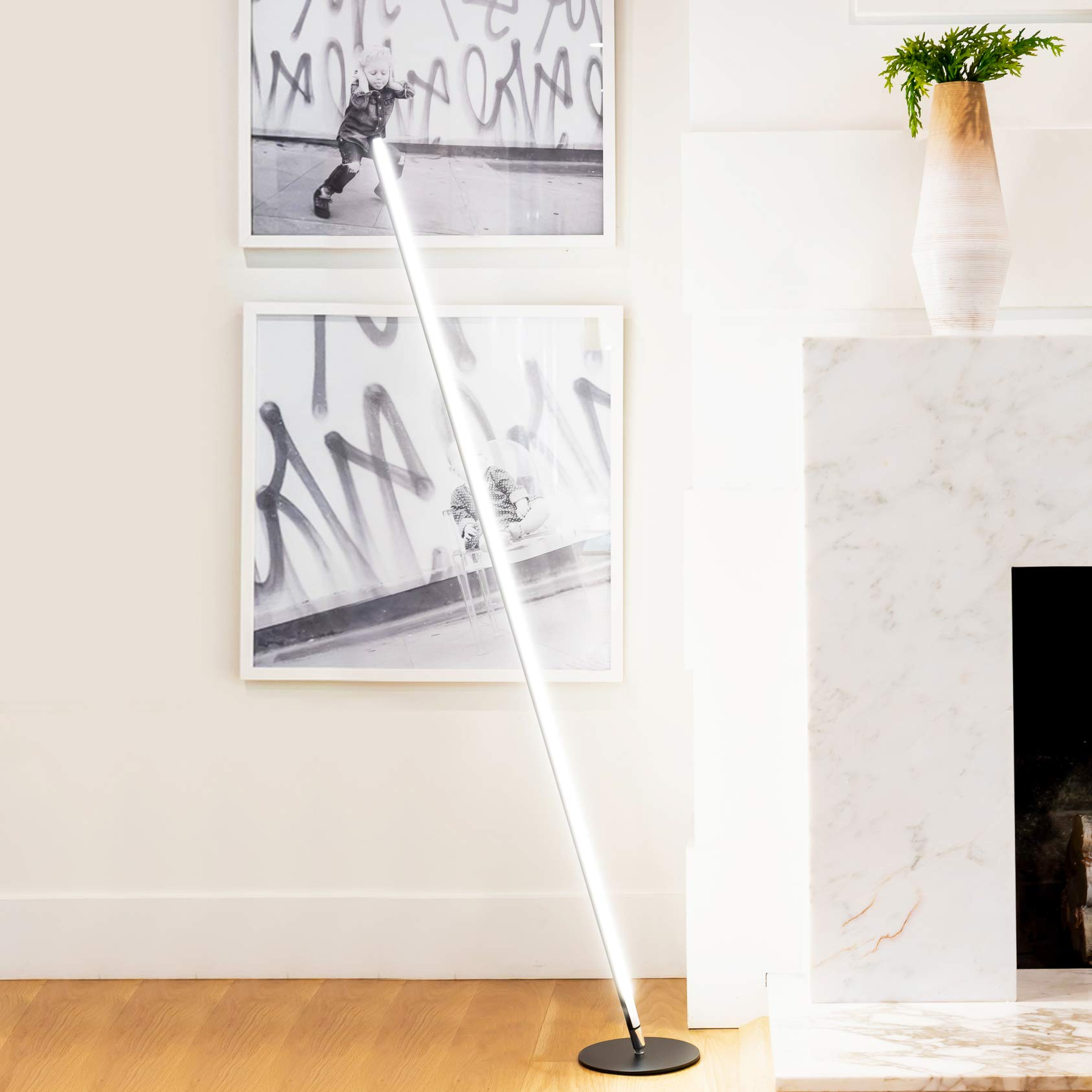 Brightech Tilt Led Floor Lamp