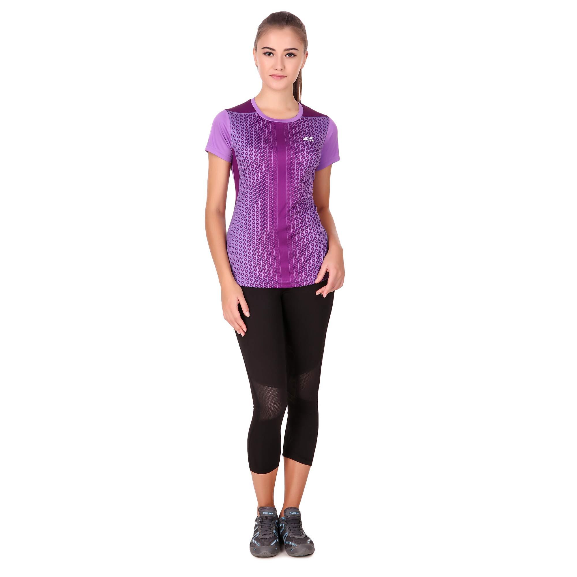 NIVIA City Round Female T-Shirt SB-2 product image