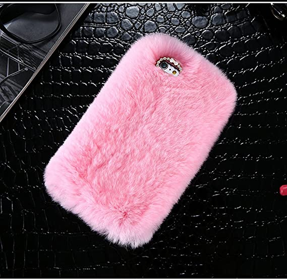 fur case iphone 8 plus