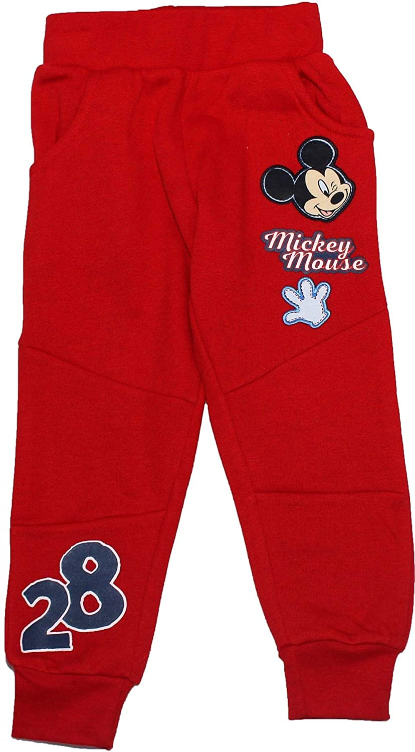 Mickey Mouse Boys Since 1928 Jogging Bottom Trousers Disney