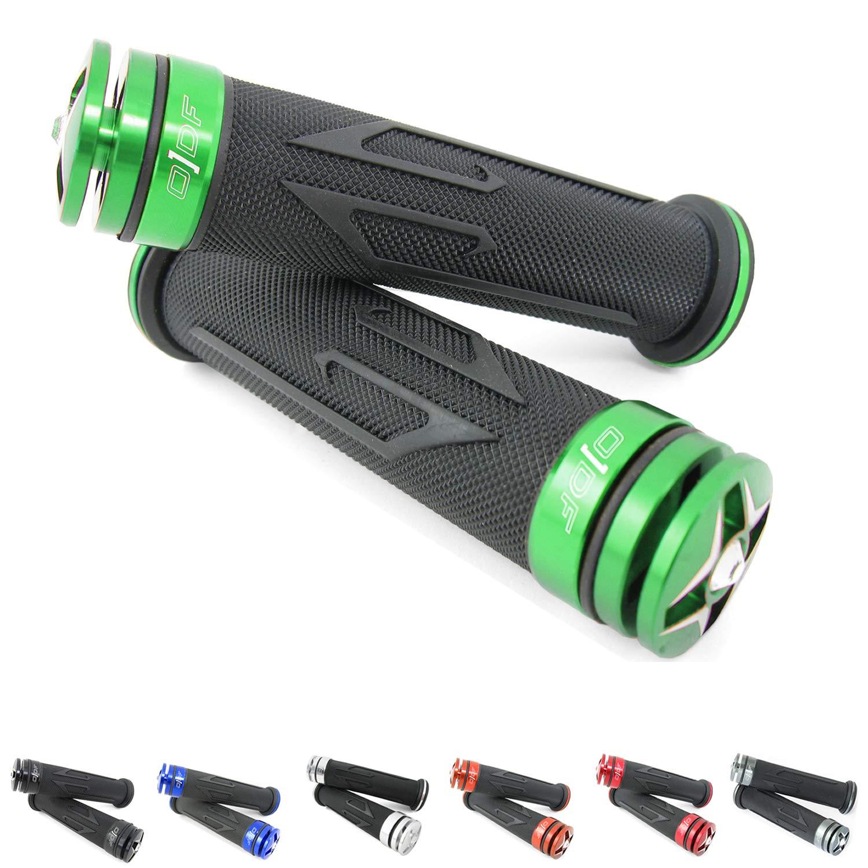 Laser Universal Motorbike//Scooter Handlebar Grips Rubber Grip 22//24-25 mm